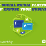 How social media platforms help expose your business?